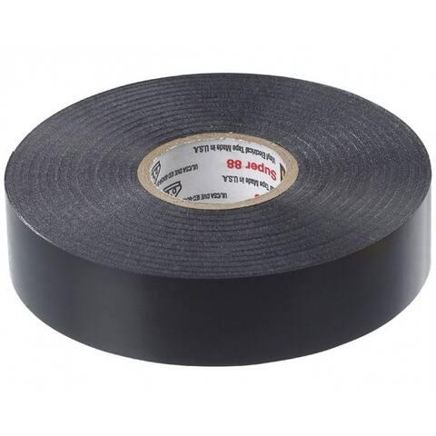 "Scotch 6143-BA-100 Electrical Tape, 66' x 3/4"", Black"