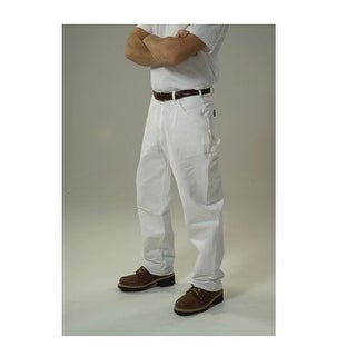 "Keystone 1000NT3332 Workwear Natural Painter Pants, 33"" x 32"""