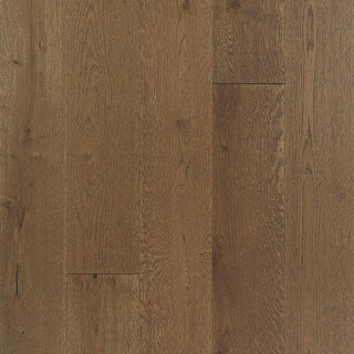 "Mohawk Industries BCE05-OAK  Metropolitan Living 7"" Wide Wirebrushed Engineered Oak Hardwood Flooring - Sold by Carton (22.5"
