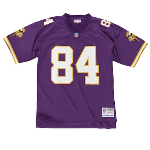 Minnesota Vikings Randy Moss #84 Legacy Jersey, Purple