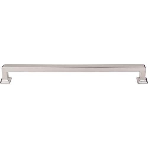 Top Knobs TK706 Ascendra 9 Inch Center to Center Handle Cabinet Pull