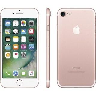 Apple iPhone 7 256GB Unlocked GSM 4G LTE Quad-Core Smartphone w/ 12MP Camera - GOLD