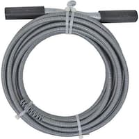 """Cobra 20500 Drain & Sewer Clean Out Auger, 3/8"""" x 50'"""