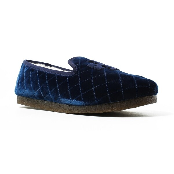 f1522287b1a72e Shop Tory Burch Womens Billy 2 Blue Loafers Size 7.5 - Free Shipping ...