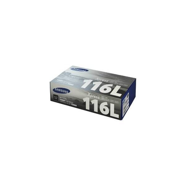 Samsung MLT-D116L High Yield Black Toner Cartridge MLT-D116L H-YIELD BLK TONER