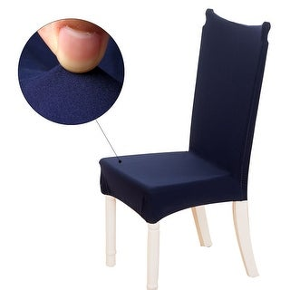 Soft Stretchy Washable Chair Cover For Wedding Party Restaraunt Banquet  Home Decor