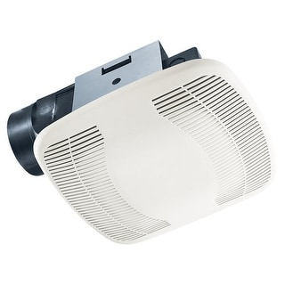 Air King BFQ140 120 CFM 4.0 Sone Exhaust Fan with Snap-In Installation from the