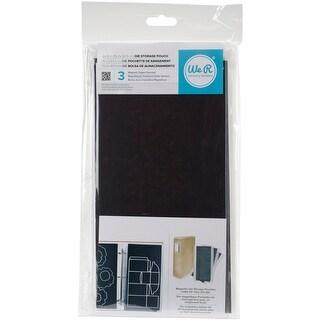 Promag Magnetic Die Holder Sheets 3 Pkg8 5inx11inx 3in