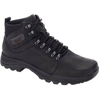 Rockport Men's Elkhart Black Leather