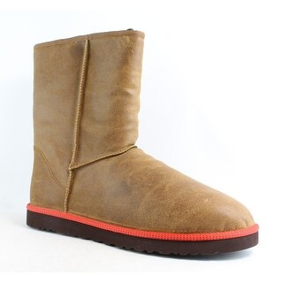 UGG Mens Classic Tan Snow Boots Size 18