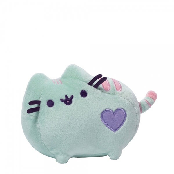 "Pusheen The Cat 6"" Plush: Pastel Green - multi"