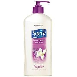 Suave Naturals Body Lotion, Lavender Vanilla 18 oz