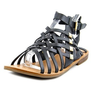 Marc Fisher Fiorela Open Toe Leather Gladiator Sandal