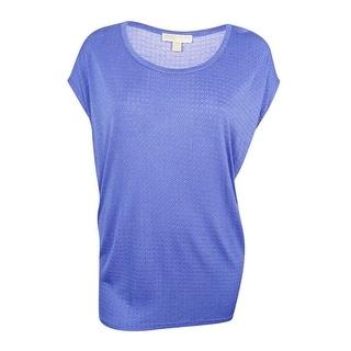 MICHAEL Michael Kors Women's Plus Size Printed T-Shirt