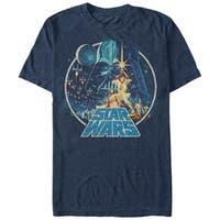 e6a8fdf7f Shop Star Wars Men's Luke, Han Solo, Chewie Rebel Walk Awards ...