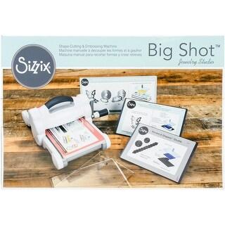Sizzix Big Shot Machine - Leather Jewelry Studio