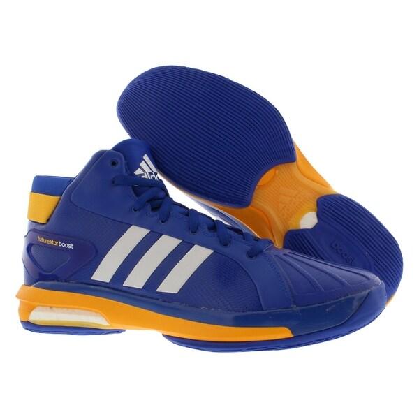 Adidas Asp Futurestar Boost Barnes Basketball Men's Shoes Size - 14 d(m) us