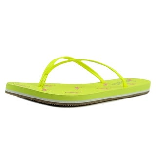 Splendid Firefly Open Toe Synthetic Flip Flop Sandal