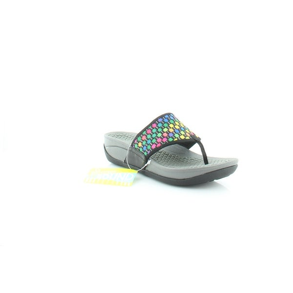 BareTraps Dasie Women's Sandals & Flip Flops Black Multi