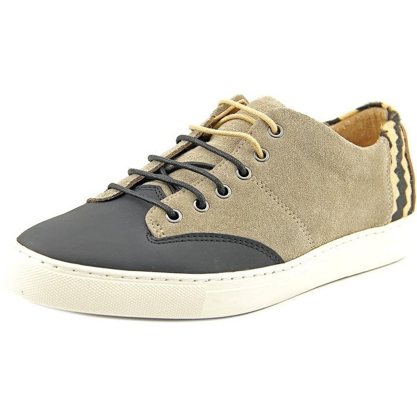 TCG Cooper Men   Suede Tan Fashion Sneakers