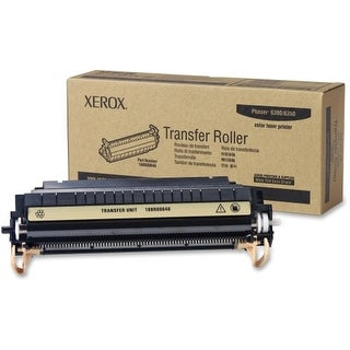 Xerox 108R00646 Xerox Transfer Roll For Phaser 6300 and 6350 Color Printers - 35000 Pages - Laser
