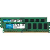 Crucial CT2K51264BD160B 1.35V Computer RAM Module w/ 8GB 2 x 4GB DDR3L SD RAM