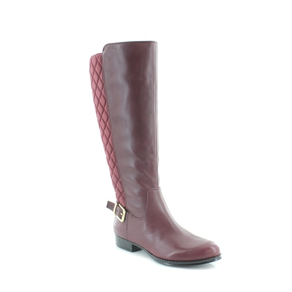 Isaac Mizrahi Live! Tally Women's Boots Red Multi - 5