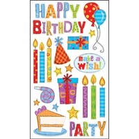 Sticko Stickers-Birthday Party