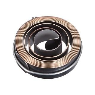 Drill Press Spring Quill Feed Return Coil Spring Assembly 1800mm 67 x 19 x 1mm - 1 x 19 x 1800mm