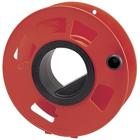 Bayco KW-110 Extension Cord Reel, Orange, 100'