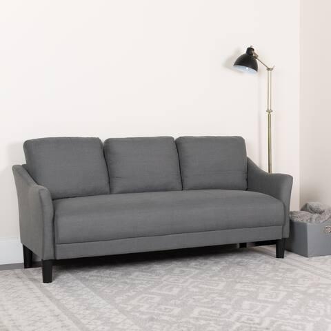 "Asti Upholstered Sofa - 73""W x 29.5""D x 34""H"