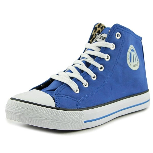 MTNG 13992 Women Synthetic Blue Fashion Sneakers