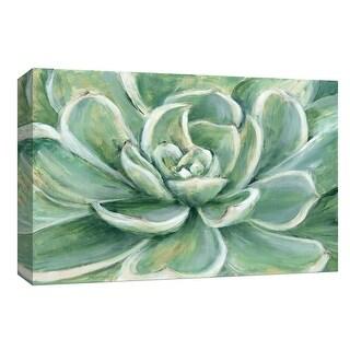 "PTM Images 9-148302  PTM Canvas Collection 8"" x 10"" - ""Succulent"" Giclee Succulents Art Print on Canvas"