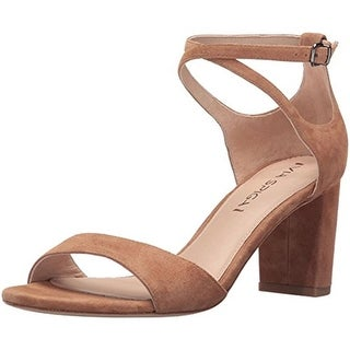 Via Spiga Womens Wendi Block Heel Dress Sandals