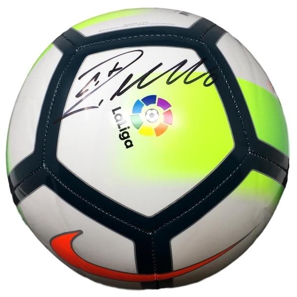 a1361b0d694 Shop Cristiano Ronaldo Juventus Signed Nike Soccer Ball BAS K35308 - Free  Shipping Today - Overstock - 25677082
