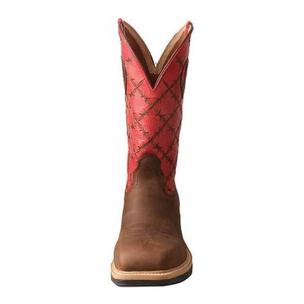 81460c01798 Shop Twisted X Boots Men's MLCA005 Lite Cowboy Alloy Toe Work Boot ...