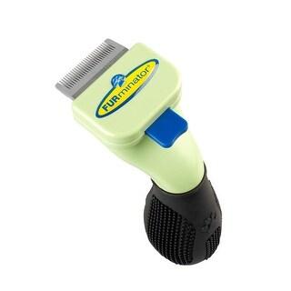 FURminator Short Hair deShedding Tool for Toy Dogs