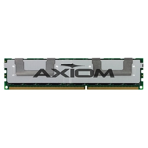 """Axion AXG55393758/1 Axiom PC3-14900 Registered ECC 1866MHz 8GB Single Rank Module TAA Compliant - 8 GB - DDR3 SDRAM - 1866 MHz"