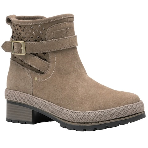 Muck Boot Liberty Ankle Waterproof Womens Boots Ankle - Grey