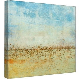 """PTM Images 9-98875  PTM Canvas Collection 12"""" x 12"""" - """"Concord 2"""" Giclee Abstract Art Print on Canvas"""