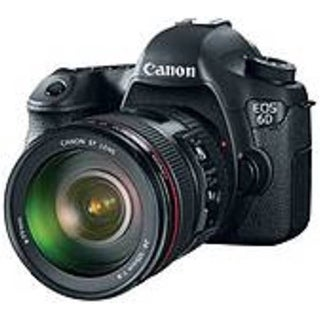 Canon 8035B009 EOS 6D Digital SLR Camera - 20.2 Megapixels - EF (Refurbished)
