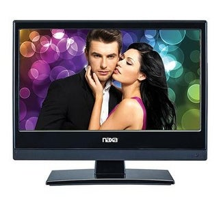 "Naxa - Ntd-1356 - 13"" Class Hd Led Tv Dvd Player"