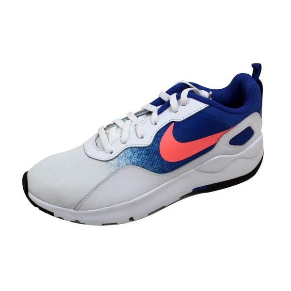 Nike Women's LD Runner Black/White-Racer Pink 882267-100 Size 8.5