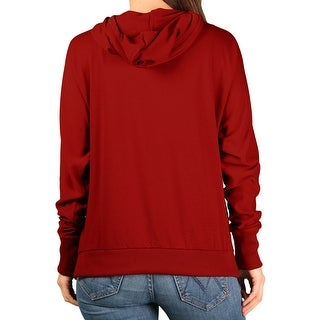 Cutter & Buck Misses Dolman Sleeve Hooded Top