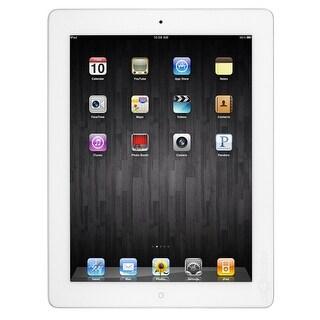 Apple iPad 4 with Retina Display (16GB, Wi-Fi, White) (Certified Refurbished)