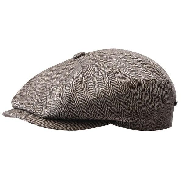 c1832a25 Shop Stetson Hatteras Cashmere Silk Blend Newsboy Hat Cap - Ships To ...