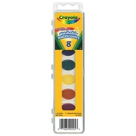Crayola 8Ct Watercolors