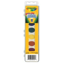 Crayola 8Ct Watercolors