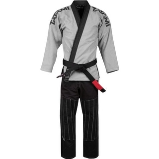 Tatami Fightwear Inverted Collection Limited Edition BJJ Gi - Gray/Black