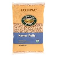 Nature's Path Organic Kamut Puffs Cereal - Case of 12 - 6 oz.